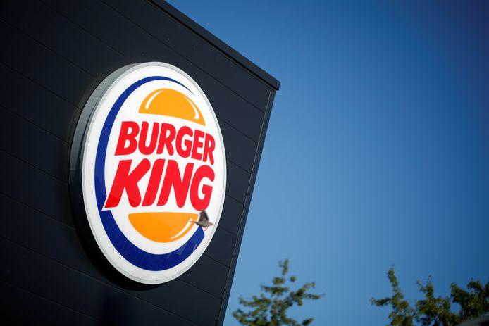 Illustratiebeeld, Burger King.