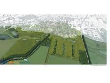 Beekdal Goirle is straks tien hectare natuur, boerenland verandert in bos