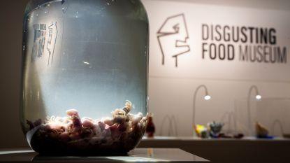 Rotte vis, maden en muizenwijn op menu in 'Disgusting Food Museum' in Zweden