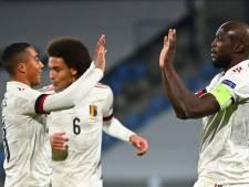 Les Diables continuent leur course en tête du classement FIFA
