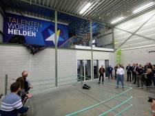 Talenten openen Roosendaalse Talentencentrum Zuidwest Nederland
