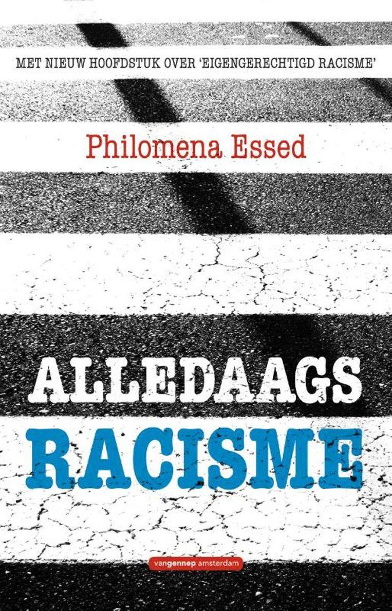 Philomena Essed. Van Gennep, € 22,50 Beeld