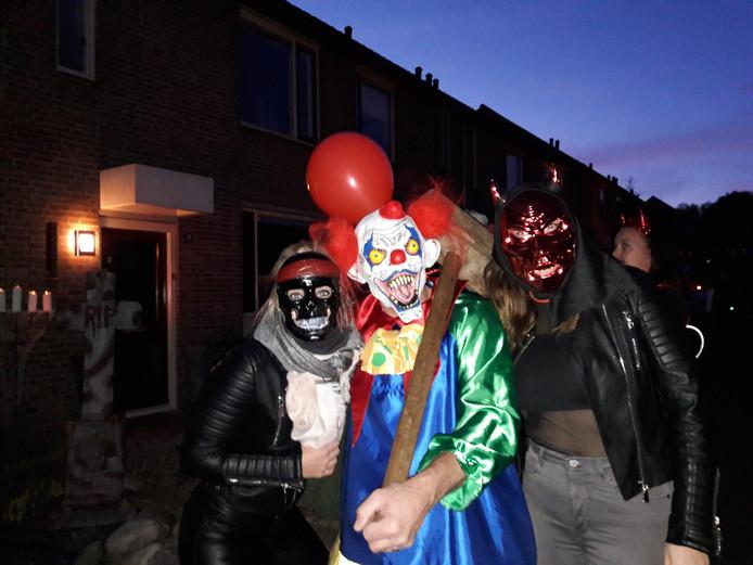 Waar Wordt Halloween Gevierd.De Mansberg Voor Even De Griezeligste Straat Van Groesbeek