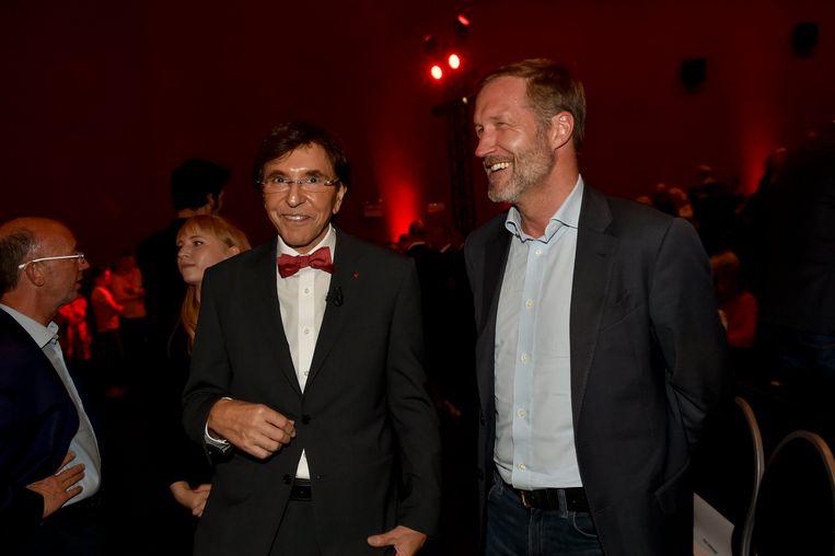 Paul Magnette wordt de opvolger van PS-voorzitter Elio Di Rupo.