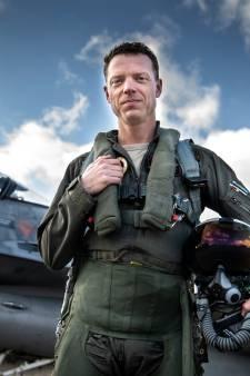 Piloot F-16 over strijd tegen IS: Mijn grootste angst was pech