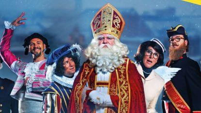 Eerste aflevering nieuwe 'Dag Sinterklaas' morgen al op tv