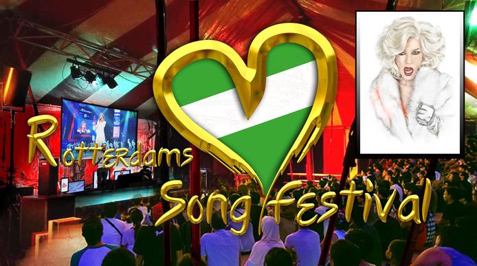 Rotterdam bruist van de feestplannen voor het Eurovisie Songfestival.