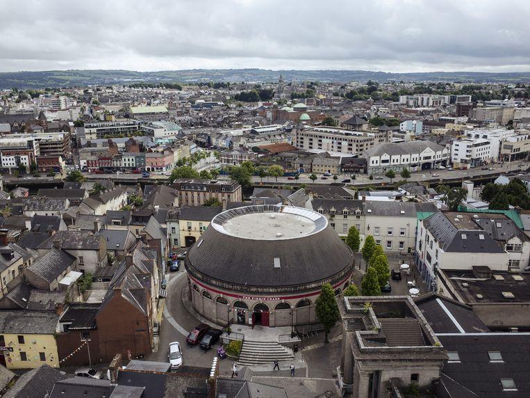 Overzicht van Cork. Beeld Dim Balsem