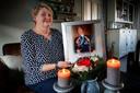 In de rubriek Van Wieg tot Graf vertelt moeder Willy Stoel over haar overleden zoon Arjan.