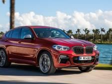 Onthuld: BMW's nieuwste SUV coupé