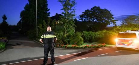 'Woningoverval' aan Laag Boskoop in Boskoop, politie doet onderzoek
