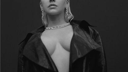 Christina Aguilera kondigt nieuw album aan en daar mag een streepje bloot bij