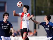 Extra straf voor Clasie, Bannis bij selectie Feyenoord