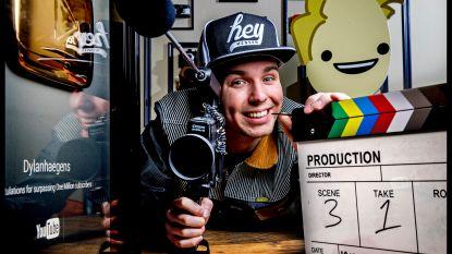 Dylan Haegens spreekt stemmetje in voor de Vlaamse en de Nederlandse versie van 'Asterix'-film