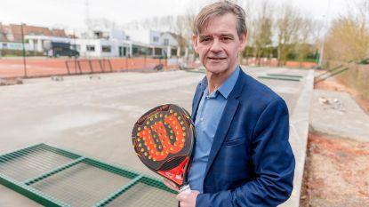 Padel steeds meer in opmars: tennisclub legt drie terreinen aan