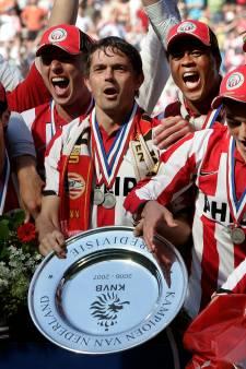 Kampioen met één doelpunt verschil; hoe het kansloos geachte PSV 12 jaar geleden de titel pakte