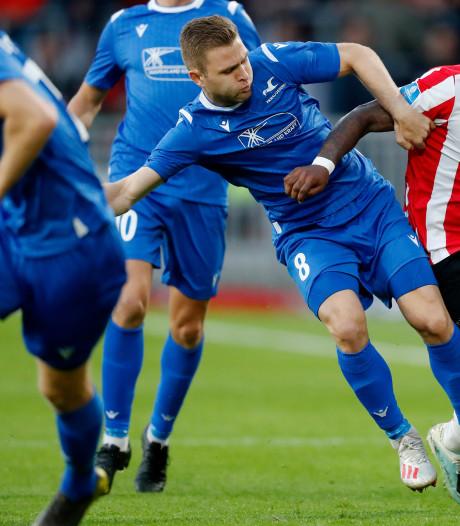 Vitesse slaat toe op transfermarkt: Tronstad naar Arnhem