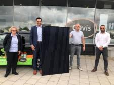 Clavis voorziet achthonderd huurwoningen van zonnepanelen, voordeel is voor de huurders