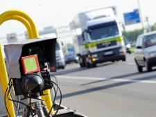 14 rijbewijzen gevorderd na snelheidsovertredingen op Brabantse snelwegen