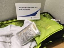 Hongaar (46) met kilo cocaïne aangehouden op treinstation Bad Bentheim