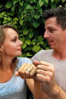Etten-Leurenaar verliest trouwring op huwelijksreis: 'Heel ons verleden zit er in en is niet te vervangen'