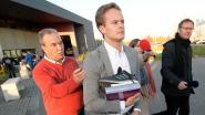 Scheidsrechter Bart Vertenten verlaat gevangenis van Hasselt onder voorwaarden