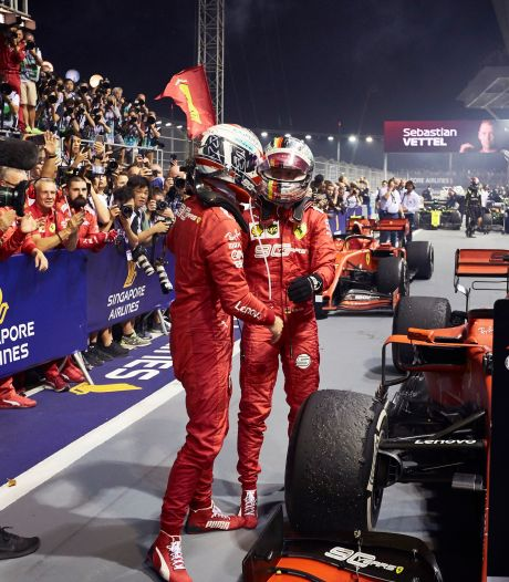 """Pour Singapour, un Grand Prix à huis clos est """"inconcevable"""""""
