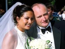 'Phil Collins werd door ex-vrouw gedumpt met appje'