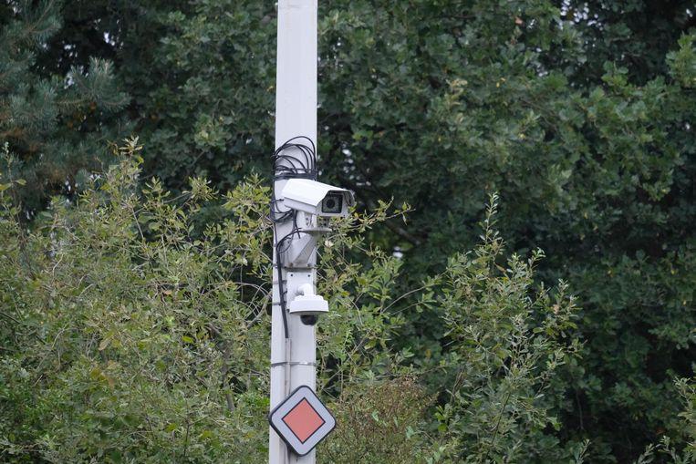 Camera's als deze zijn nodig om overtreders te kunnen opsporen en vatten.