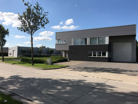 Torhout - Op deze locatie in de Ambachtstraat komt het nieuwe politiegebouw.
