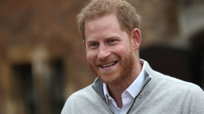 Harry en Meghan verstopten mooi eerbetoon aan Diana in aankondiging geboorte