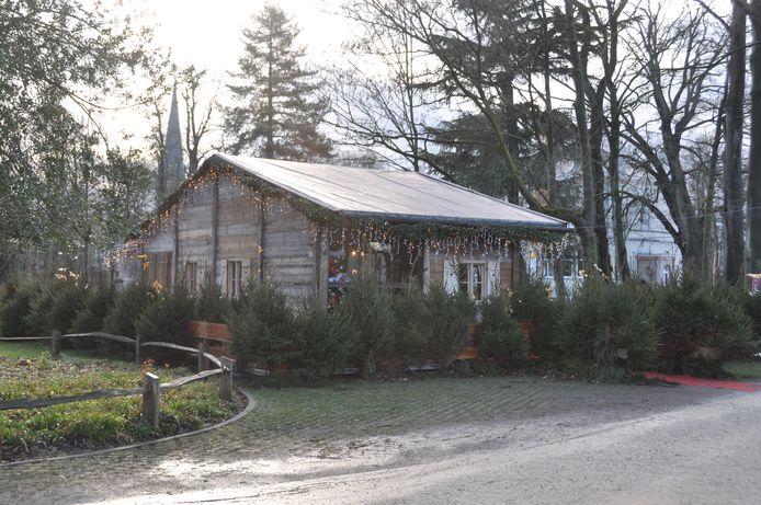 Het Huis van de Kerstman in Waregem.