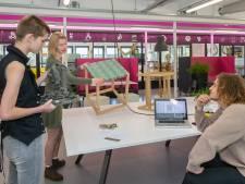 Zwolse vormgevingsschool Cibap is de beste vakschool van Nederland: 'Ook met knalgroen haar voel je je hier veilig!'