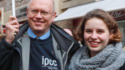 """Anuna De Wever (18) en klimaatprof Jean-Pascal van Ypersele (63): """"Wat wij tevergeefs voor het klimaat vragen, kan plots wel voor corona"""""""
