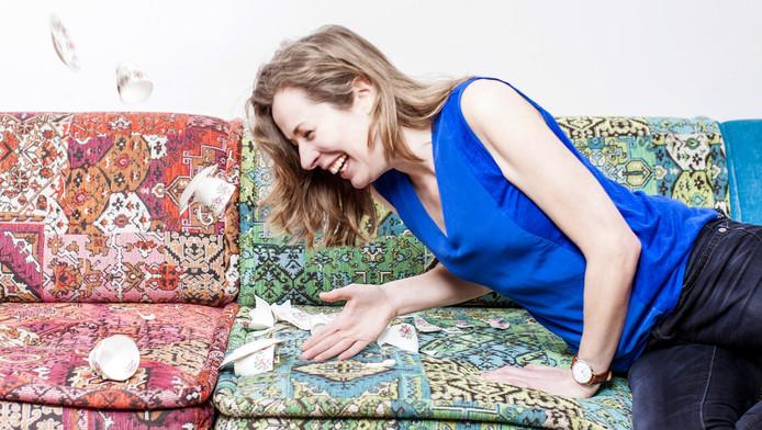 Schrijfster Esther Gerritsen: Ik vrees dat ik te naïef ben