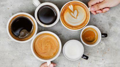 Beetje te veel koffie gedronken? Zo kom je weer van dat trillerige gevoel af