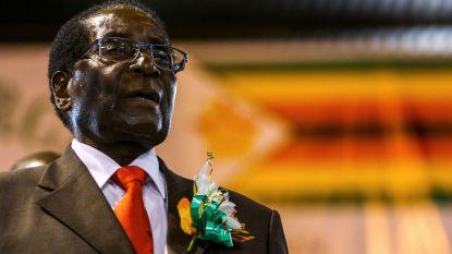 Ex-president van Zimbabwe moet verdwijning van 15 miljard dollar aan diamanten verantwoorden