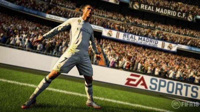 De eerste beelden van FIFA 18, met Ronaldo in de hoofdrol