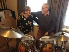 Na bijna vijftig jaar zit er nog altijd muziek in het huwelijk tussen Henk en Bertha Meeuwsen uit Helmond