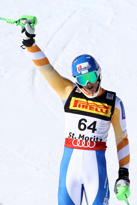 Winkelhorst tevreden ondanks 42ste plek op slalom