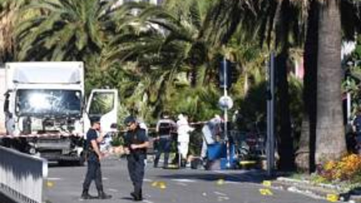 'Vehicle ramming' is beproefde methode onder terroristen