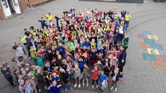 De Sint-Michielschool wil een vijfsterrenschool worden.
