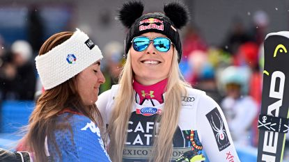 Lindsey Vonn wint in Zweedse Are en is nog slechts vier manches verwijderd van absolute record in Wereldbeker