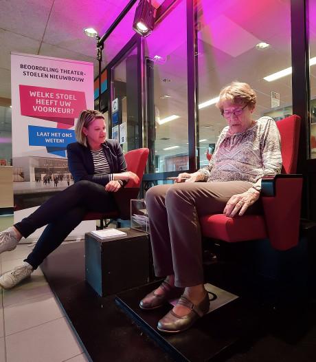 Zetels Nieuwe Nobelaer in Etten-Leur getest: 'Deze zit niet lekker'