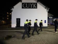 Terugkijken: politiemacht voorkomt projectX feest in Katwijk