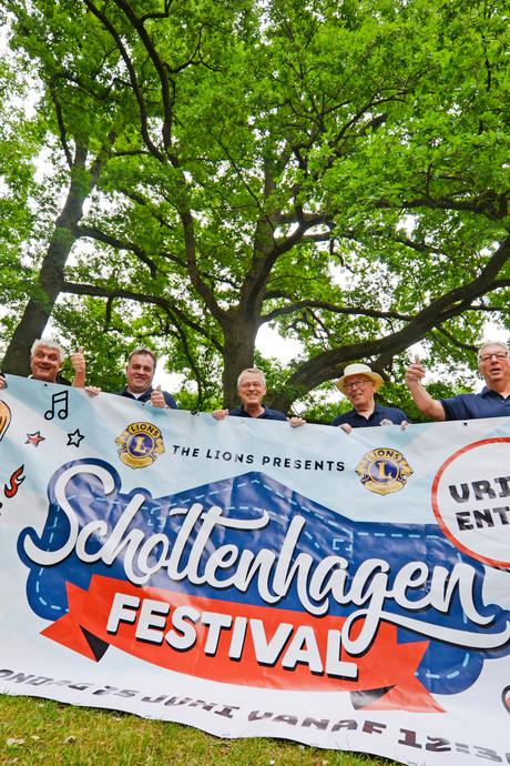 Scholtenhagenfestival in Haaksbergen gooit het over andere boeg
