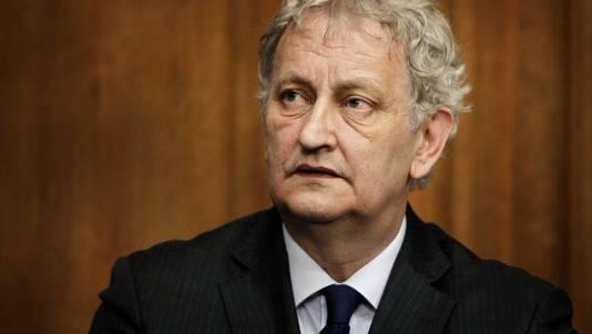 Burgemeester Van der Laan.