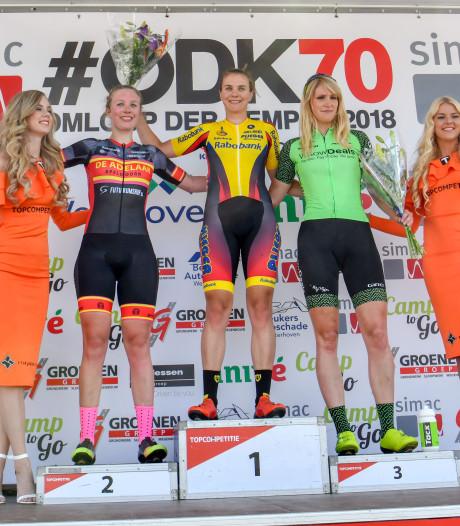 Winanda Spoor grijpt in Veldhoven winst bij GP Groenen
