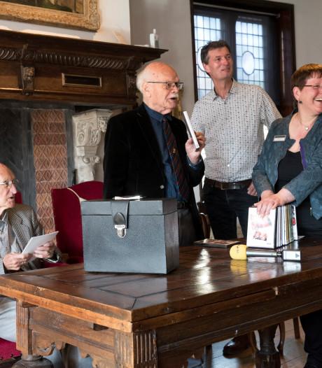 Woerdense filmer Arnold Miltenburg geeft levenswerk  aan stadsmuseum