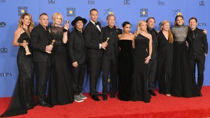 Dit zijn ze dan: alle winnaars van de Golden Globes